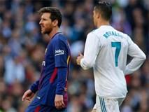 """Ronaldo: """"Tôi không xứng giành Quả bóng vàng, Messi mới là người xuất sắc nhất""""?"""