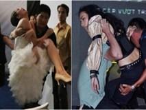 22 ảnh sao Việt bị ngất xỉu, xem tới tấm số 9 'sởn da gà' khi biết lý do