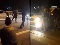9 đối tượng chặn xe 'xin đểu' tại Phú Thọ khai gì tại cơ quan công an?