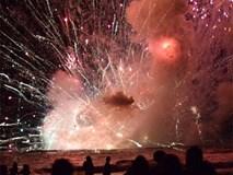 Gói pháo hoa phát nổ, bắn loạn xạ vào đám đông ở Australia