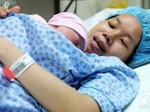 Bà mẹ 24 tuổi ở Sài Gòn sinh bé gái ngay thời khắc đầu tiên của năm 2018