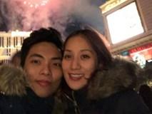 Khánh Thi - Phan Hiển đón năm mới ở Mỹ, hé lộ đang mang bầu lần 2?