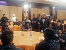 U23 Việt Nam đến Trung Quốc, HLV Park Hang Seo lo sức khỏe của học trò