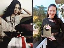 Bất ngờ trước nhan sắc xinh đẹp, quyến rũ của bà xã Bình Minh cách đây 12 năm
