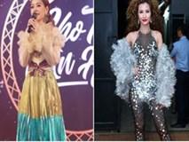 Bình thường mặc rất ổn nhưng lên sân khấu những sao Việt này lại khiến khán giả 'đứng hình'