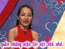 Bạn muốn hẹn hò: Cô gái Long An đỏ mặt khi bị bạn thân bóc mẽ trên sóng truyền hình