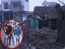 Giây phút nổ kinh hoàng ở Bắc Ninh khiến 2 cháu bé tử vong, nhiều ngôi nhà bị san phẳng