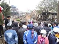 Video: Nổ kinh hoàng ở Bắc Ninh lúc rạng sáng khiến 2 cháu bé tử vong