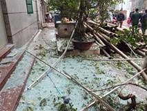Bắc Ninh: Sức công phá của vụ nổ khủng khiếp đến nỗi tạo ra hố sâu lớn, nhiều cửa kính cường lực cách 200-300 mét vỡ nát