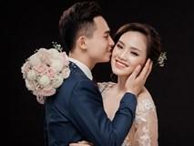 Loạt ảnh cưới đẹp như mơ của Tố Như và hot boy cảnh sát