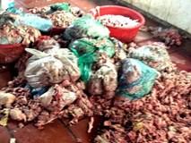 Phạt tù 20 năm với đối tượng kinh doanh sản xuất thực phẩm bẩn