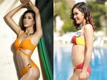 Lộ thân hình phốp pháp khác xa ảnh sửa của loạt ứng viên Hoa hậu Hoàn vũ VN
