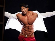 Hwang Chul Soon: 'Quái vật' thể hình Hàn Quốc