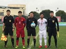 Hà Đức Chinh ghi bàn, U23 Việt Nam hòa Palestine ở trận giao hữu