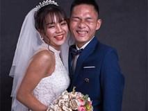 Đời thực xinh đẹp của cô dâu trong ảnh cưới