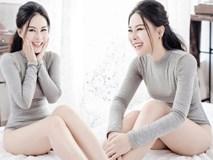 Bạn gái DJ của Hùng Thuận khoe chân nõn nà