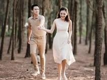 Thêm loạt ảnh cưới ngoại cảnh tuyệt đẹp của Tố Như và hot boy cảnh sát