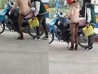 Thảm họa thời trang đường phố Việt: Chị em mặc tất, không quần