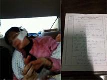 Nữ sinh lớp 11 bị đánh, rạch mặt 14cm phải nhập viện cấp cứu, anh trai cầu cứu cộng đồng mạng