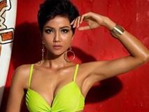 Cận cảnh vẻ nóng bỏng của Tân Hoa hậu Hoàn vũ Việt Nam H'hen Niê