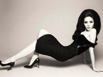 Hoa hậu Kỳ Duyên khoe đường cong hoàn hảo trong bộ ảnh đen trắng
