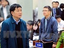 Ông Đinh La Thăng, Trịnh Xuân Thanh bị cách ly khi thẩm phán xét hỏi