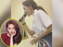Chi Pu trưng cầu ý kiến fan về việc chuyển sang hát nhạc thính phòng