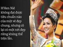 H'Hen Niê bị miệt thị nhan sắc sau khi đăng quang: Là hoa hậu thì phải mặc nhiên chấp nhận tổn thương?