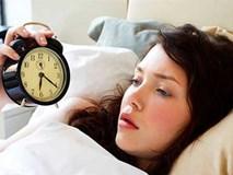Ngủ ít hơn 8 tiếng mỗi đêm dễ bị bệnh trầm cảm