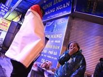 Ảnh: Hà Nội rét dưới 10 độ - đêm khó ngủ của người vô gia cư