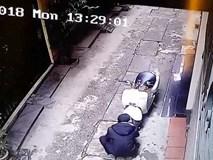 Toàn cảnh vụ trộm xe bất thành của 2 tên trộm