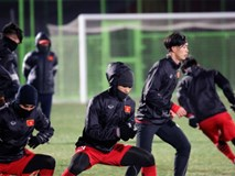 U23 Việt Nam - U23 Hàn Quốc: Thắp lửa giữa trời 0 độ