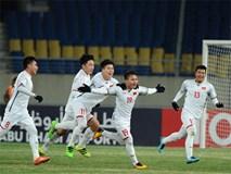U23 Việt Nam thua ngược Hàn Quốc 1-2 ở giải châu Á