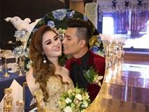 Không gian tiệc cưới sang trọng như hoàng gia ngốn 1 tỷ của Lâm Khánh Chi