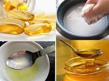 Tin được không, đây là cái kết ngọt cho làn da khi kết hợp vitamin E với nước cốt chanh