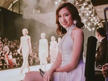 Vẻ đẹp của nữ MC sexy nhất VTV từng lọt top 15 Hoa Hậu Hoàn Vũ