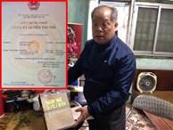 Cải tiến 'tiếw Việt' của PGS Bùi Hiền được cấp giấy chứng nhận bản quyền