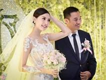 Người đẹp Ngọc Duyên rạng rỡ trong lễ cưới với chồng hơn 18 tuổi