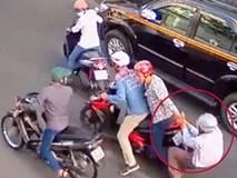 Người đàn ông bị 2 đối tượng dùng dao khống chế cướp xe táo tợn ở Sài Gòn