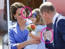 Cách vợ chồng Hoàng tử William thể hiện tình yêu và che chở con được các chuyên gia hết lời khen