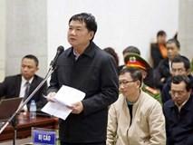 Ông Đinh La Thăng xin được tại ngoại