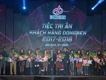 Ấn tượng ngày hội tri ân khách hàng Đông Bản Việt Nam