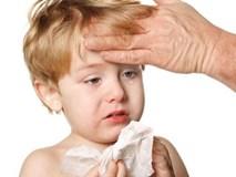 Cảnh báo từ bác sĩ: Cha mẹ tuyệt đối không tự ý dùng kháng sinh điều trị khi trẻ bị cúm