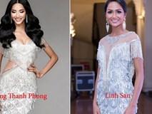 """Vừa ngầm tố H'Hen Niê mặc váy nhái, NTK Chung Thanh Phong đã rút lại vì """"không muốn đẩy sự việc xa hơn"""""""