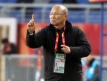 """HLV Park Hang Seo nói gì sau """"cơn địa chấn châu Á"""" của U23 Việt Nam"""