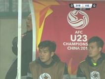 Khoảnh khắc này cho thấy chiến tích mà U23 Việt Nam giành được đau tim đến thế nào