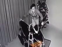 Trộm mang trả xe máy, đóng cửa cẩn thận cho chủ nhà ở Đồng Nai