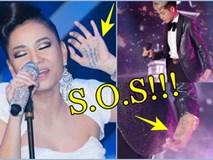 Ca sĩ quên lời trên sân khấu thì phải làm thế nào nhỉ?