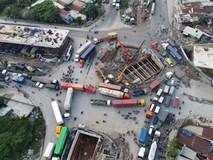Đoạn đường 8 km đi mất 6 tiếng ở Sài Gòn: Ám ảnh vòng xoay 'tử thần'