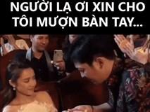 Khi Trường Giang cầu hôn nhưng Nhã Phương cười như muốn khóc: